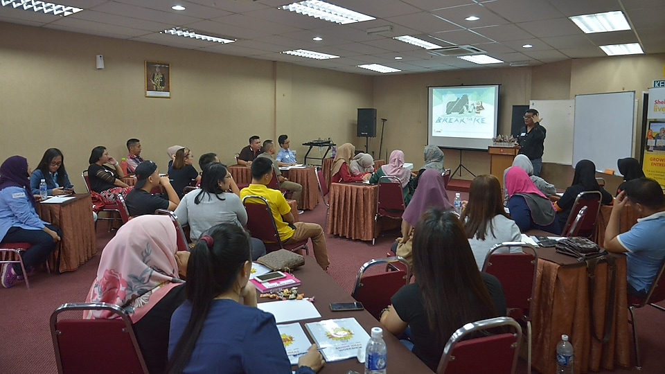 Bright Ideas Workshop in Keningau